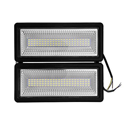 50W 100W Focos LED Exterior Puede fusionarse LED Foco