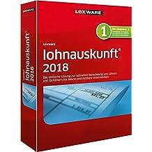 Lexware lohnauskunft 2018 Jahresversion 365-Tage