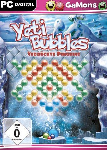 Yeti Bubbles Verrckte Pinguine