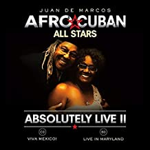 Absolutely Live II - Viva Mexico / Live (CD+Blu-Ray)