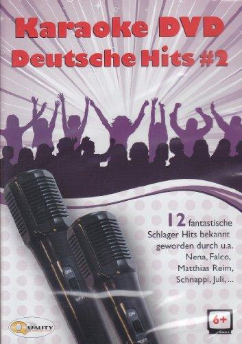 Deutsche Karaoke Hits 2