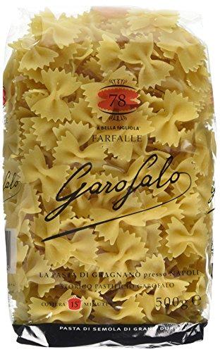 Garofalo Farfalle 500g (Pack of 4)