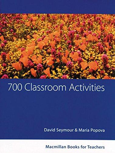 700 Classroom Activities.