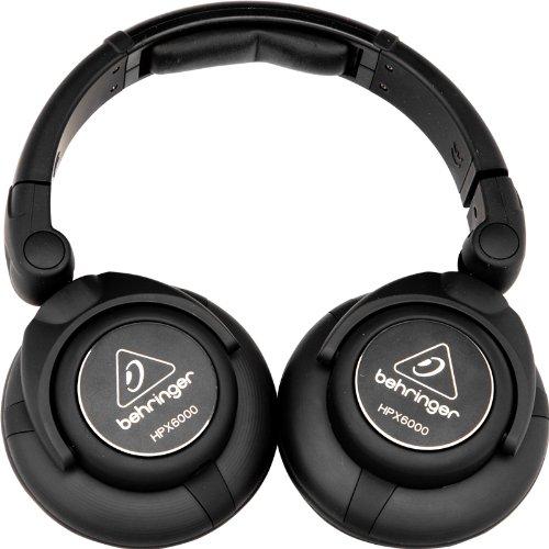 Behringer HPX6000 Casque professionnel pour DJ