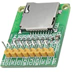 HITSAN INCORPORATION 3.5V / 5V Micro SD Card Module TF Card Reader SDIO/SPI Interface Mini TF Card Module