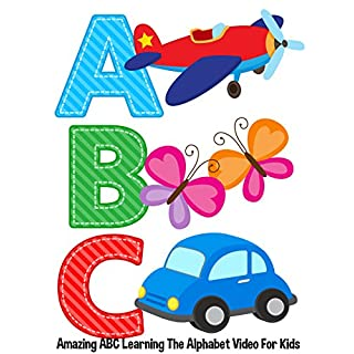 ABC - Amazing ABC Learning The Alphabet Video For Kids