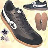 Lico - Schuhe Sportschuhe Turnschuhe Tennis Tennisschuhe Fussball Fussballschuhe Sneaker [echt Leder / Sport-Schuhe, Sneakers] Größe 45