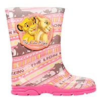 Disney The Lion King Girls Wellington Boots