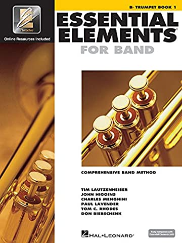 Essential Elements: B Flat Trumpet Book 1