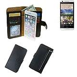 Portemonnaie Schutz Hülle für HTC Desire 620G Dual SIM,