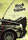 BACK TO THE FUTURE - Michael J Fox - Imported Movie Wall Poster Print - 30CM X 43CM Brand New