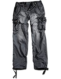 Alpha Industries Hose Tough grau