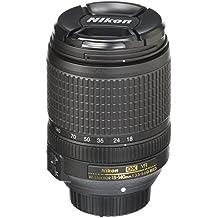 Nikon AF-S DX NIKKOR 18-140 f/3.5-5.6G ED VR - Objetivo para Nikon (distancia focal 18-140mm, apertura f/3.5-5.6, estabilizador, diámetro: 67mm) color negro