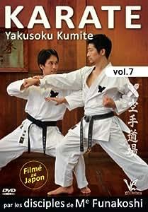 Karate Shotokan : Yakusoku Kumite  Keio - Vol. 7