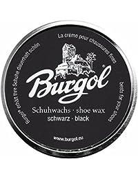 Burgol Palmwachs 100ml (schwarz)