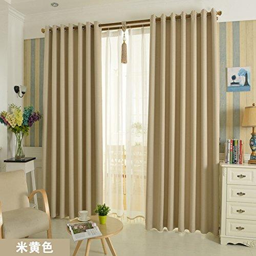 des-stores-opaques-rideaux-style-contemporain-couleur-unie-simple-et-moderne-salon-chambre-baie-vitr