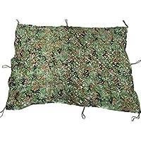 Wenquan,1.53M x 1.99M Woodland, ejército Militar, Caza, Tienda de campaña, Cubierta de Coche, Camuflaje, Red Neta(Color:Camuflaje DE Selva Digital)