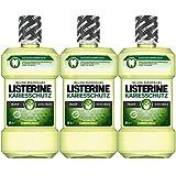 Listerine Kariesschutz Antibakterielle Mundspülung gegen