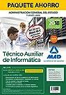 Paquete Ahorro Técnico Auxiliar de Informática del Estado . Ahorro de 66 par disponible