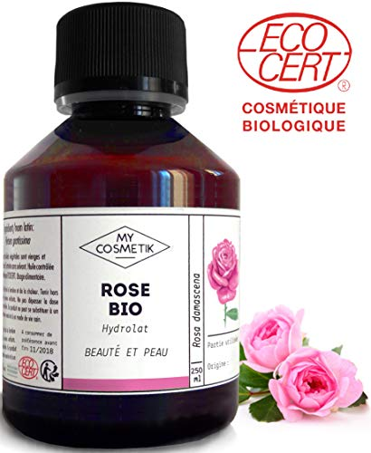 Hydrolat von Rose BIO Cosmetics - MyCosmetik - 500 ml -