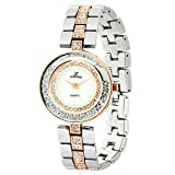 LUCERNE White Dial Metal Analog Casual W...