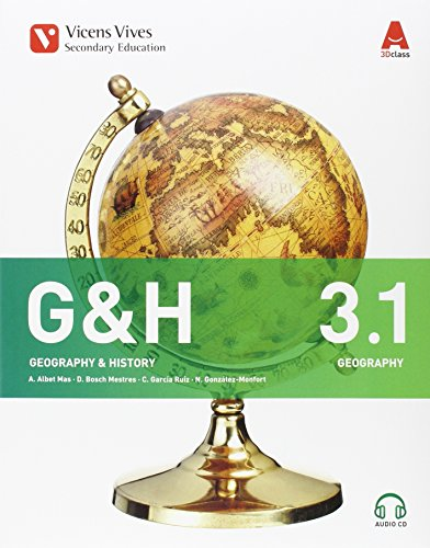 G&h 31 - 32 andalucia (geography) + cd 3d class: 000001
