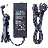 DTK® Unidad de alimentación para portátil Asus high quality Output: 19V 4.74A 90W (75W, 65W Compatible) Cargador y adaptador