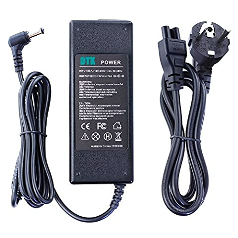 DTK® Notebook Laptop-Ladegerät AC-Netzteil für Asus high quality Output: 19V