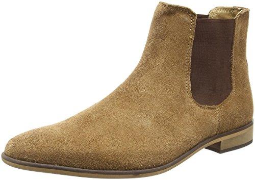 KG by Kurt Geiger Harrogate, Men's Chelsea Boots, Brown (Tan),8 UK(42 EU)