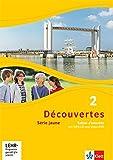 : Découvertes 2. Série jaune: Cahier d'activités mit MP3-CD und Video-DVD 2. Lernjahr (Découvertes. Série jaune (ab Klasse 6). Ausgabe ab 2012)