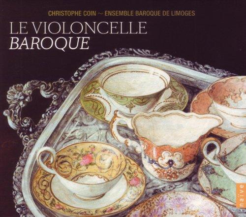 Le Violoncelle Baroque-the Baroque Cello (Limoges Box)