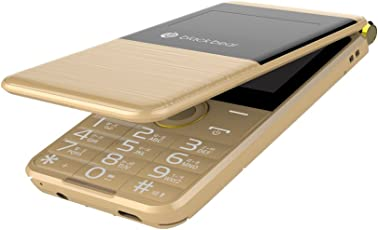 Blackbear Featur Mobile Phone i7 Trio Gold Color