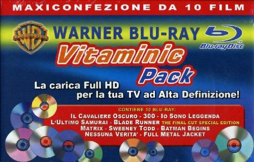 Vitaminic pack [Blu-ray] [IT Import]