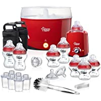 Tommee Tippee Closer to Nature Essentials Kit (Red)