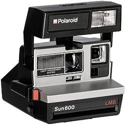 Polaroid 600Appareil Photo avec Impression instantanée des clichés Style années 1980