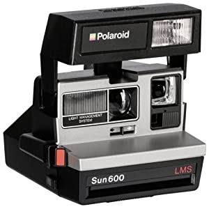 Polaroid-600-Camera-80S-Style-Drucker
