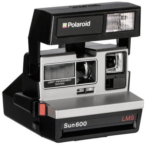 Polaroid 600 Camera 80'S Style Altro Stampanti