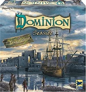 Hans im Glück 48200 - Dominion, Seaside (1. Erweiterung) (B002GYV9VC) | Amazon price tracker / tracking, Amazon price history charts, Amazon price watches, Amazon price drop alerts