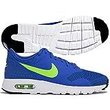 NIKE Jungen Racer Blue/Electric Green-Wht Turnschuhe, Azul (Racer Blue/Electric Green-Wht), 40 EU