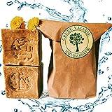 Sapone originale Aleppo Soap® 2 x 160g con 80% di olio di oliva 20% di olio di alloro - PH value 8 - Proprietà disintossicanti - prodotto naturale vegan - fatto a mano - maturato in 6 anni!