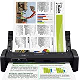Epson WorkForce DS-360W Portable Wi-Fi Scanner