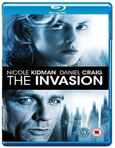 The Invasion [Blu-ray] [2007]  [Region Free]
