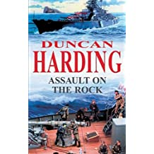 Assault on the Rock (Severn House Large Print)