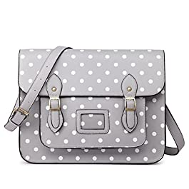 Bags & Purses Spring-summer_17 cartelle, one size, 1665 Dots Grey