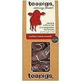 Teapigs Rooibos Creme Caramel 37.5 g (Pack of 1, Total 15 Tea Bags)
