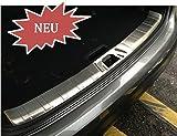 Nissan Qashqai ab BJ Feb.2014 (J11) Chrom Ladekantenschutz Zubehör Edelstahl - 1 Teil - Schutzleiste