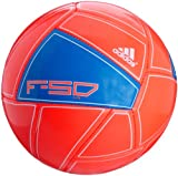 adidas Fussball F 50 X-Ite, infrared/bright blue f12/white, 5, W44974,
