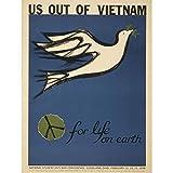 Wee Blue Coo LTD Propaganda Protest Peace Dove Vietnam War