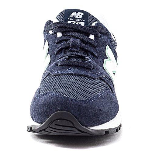 New Balance Damen Nbwl565np Gymnastik dunkelblau / mint