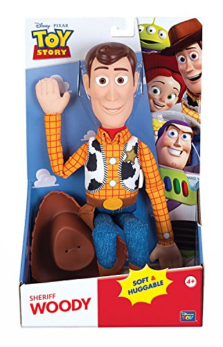 ey Pixar Toy Story Actionfigur, Bunt ()